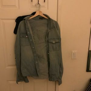 Authentic Gucci jean jacket